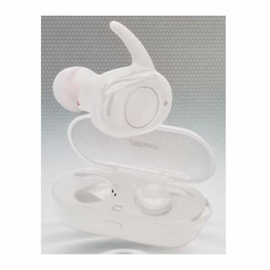 2Boom Apex Air True Wireless Bt Earbuds, White