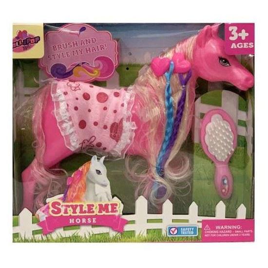 "9"" Fashion Horse"