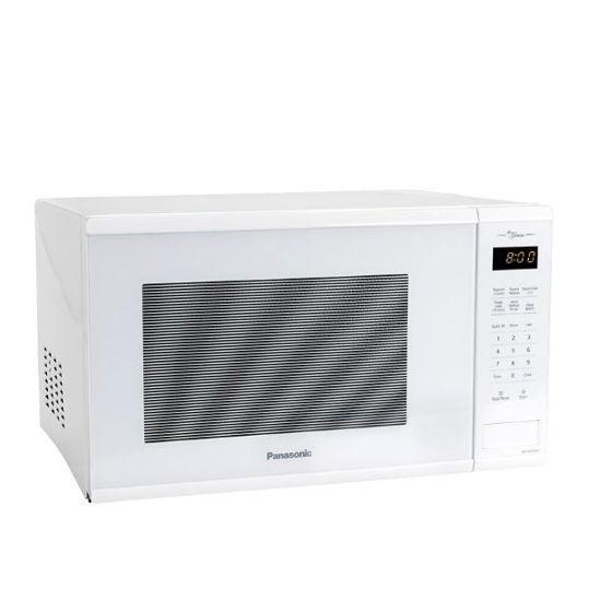 "Panasonic 1.3 Cu. Ft. ""B"" Microwave (White)"