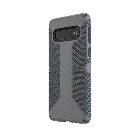 Speck Presidio Grip Galaxy S10e Case - Chrcl Gre