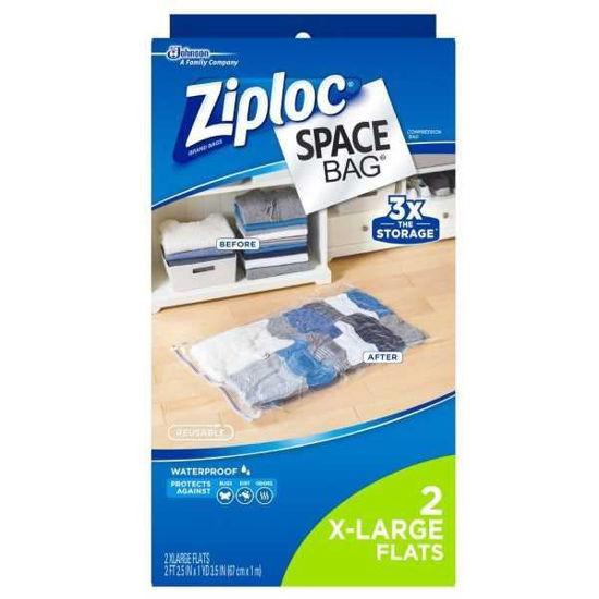 Ziploc Space Saver Vacuum Storage Bags - Xl