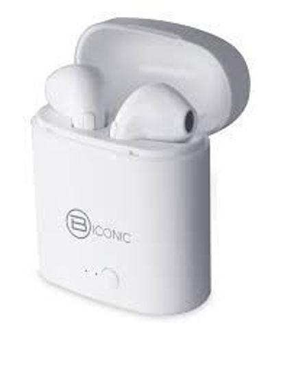 Biconic Unleash True Wireless Bt Earbuds, Silver