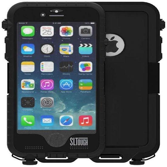 Snow Lizard Sltough Iphone 6-6S Case - Black