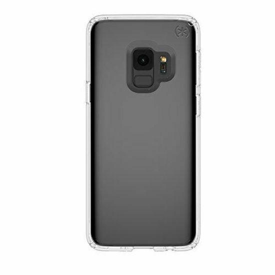 Speck Presidio Clear Galaxy S9+ Case