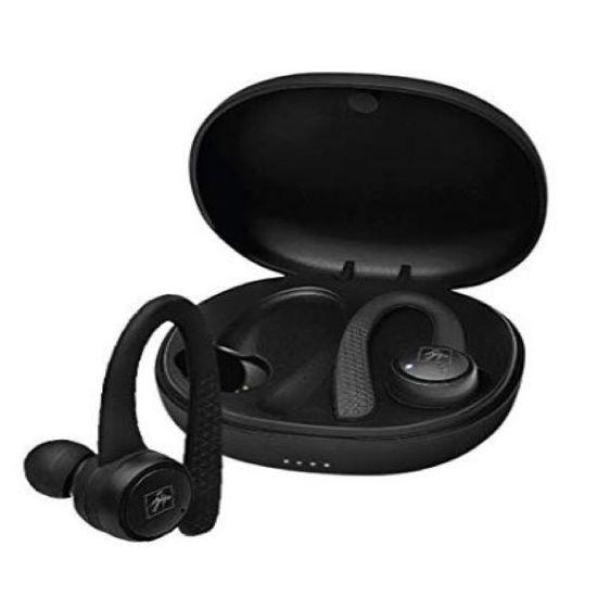 Fisher Dynamic Sound True Wireless Sport Bt Earbuds W/V.As't