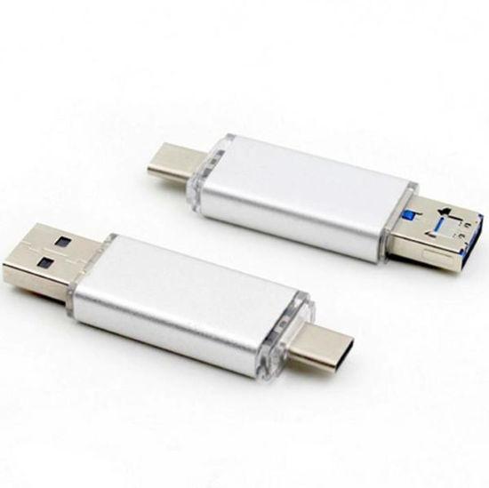 Usb-C Otg Usb 3.0 (3.1 Gen 1) Flash Drive, 64Gb