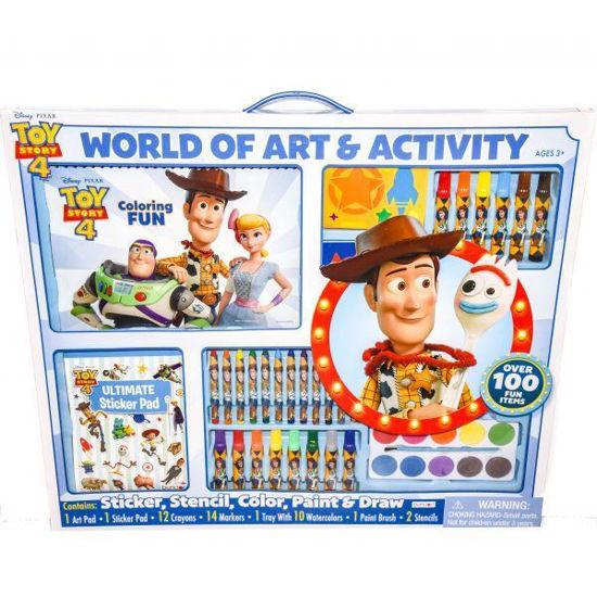 Toy Story 4 World Of Art Activity Set 100Pc