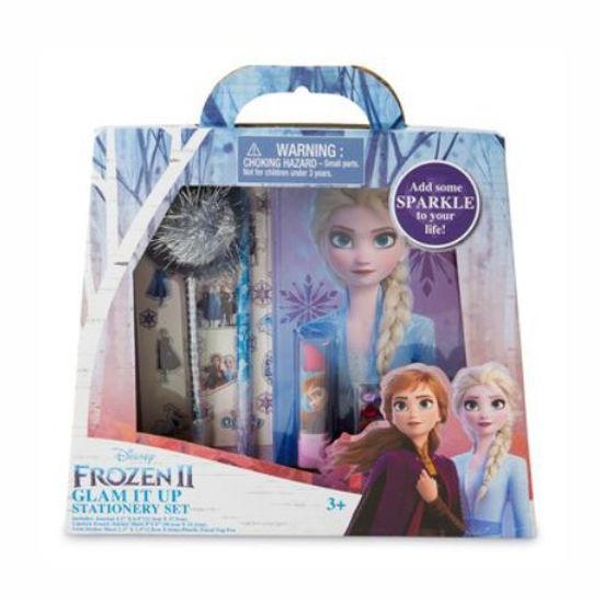 Frozen 2 Glam It Up Stationiery Set