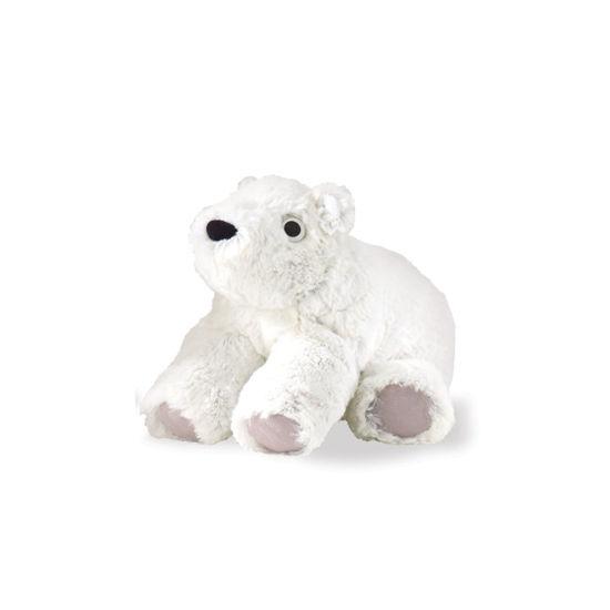 "Voyagers Piper The Polar Bear 6"" Plush"