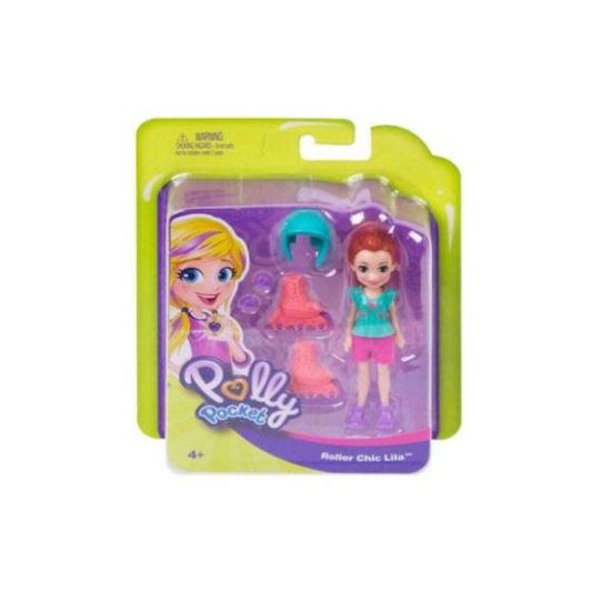 Polly Pocket Doll-Asst