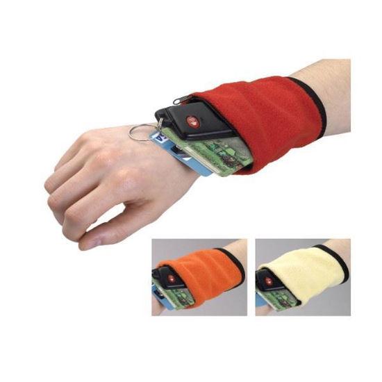 Pocket Wrist Band-Assorted Colors
