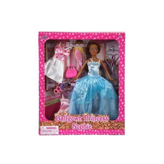 Sophie Ballgown Princess Doll - Black