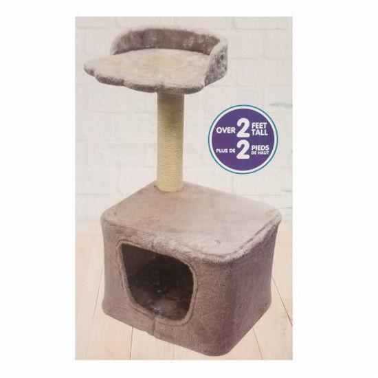 3 Tier Cat Tree W/ Scratching Post