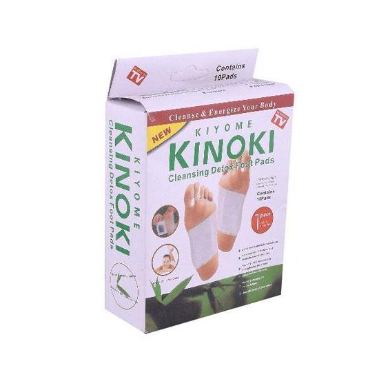 Kinoki Cleansomg Detox Foot Pads-10 Pack
