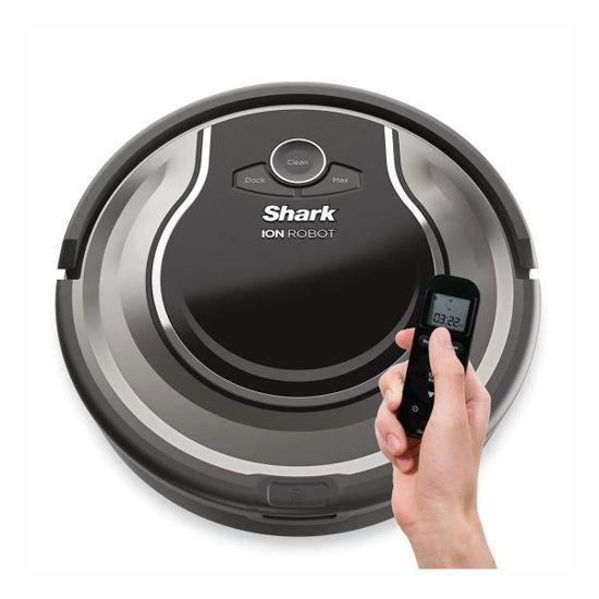 Shark Ion Rv725 Robot Vacuum W/Remote