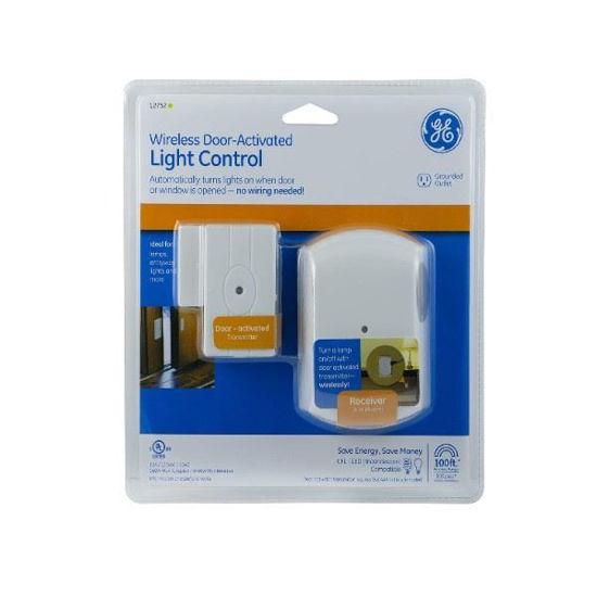 Ge Wireless Door-Activated Light Control