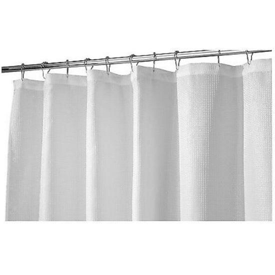 """York Fabric Shower Curtin 72""""X84"""""""