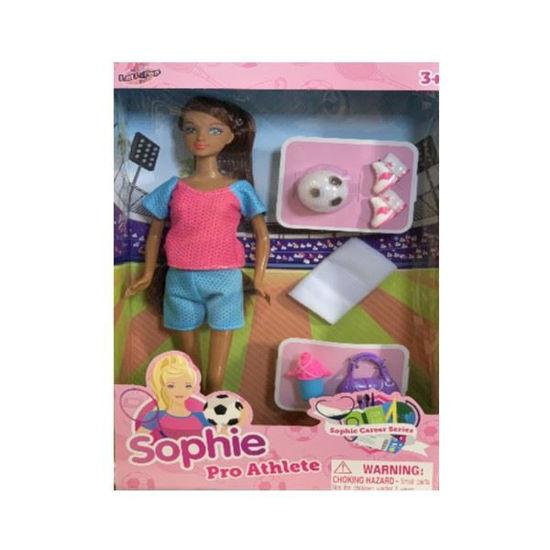 Sophie Pro-Athlete Doll - Black