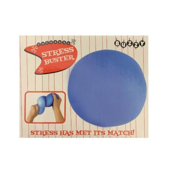 Giant Stress Ball-Blue