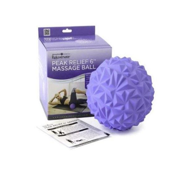 """Peak Relief 6"""" Massage Ball"""