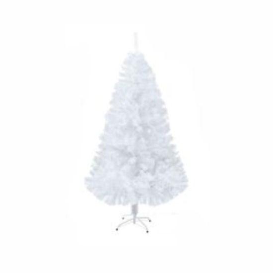 6' 800 Tip Artifical Christmas Tree- White