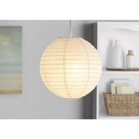 "Mainstay 12"" Paper Lantern Pendant Light"