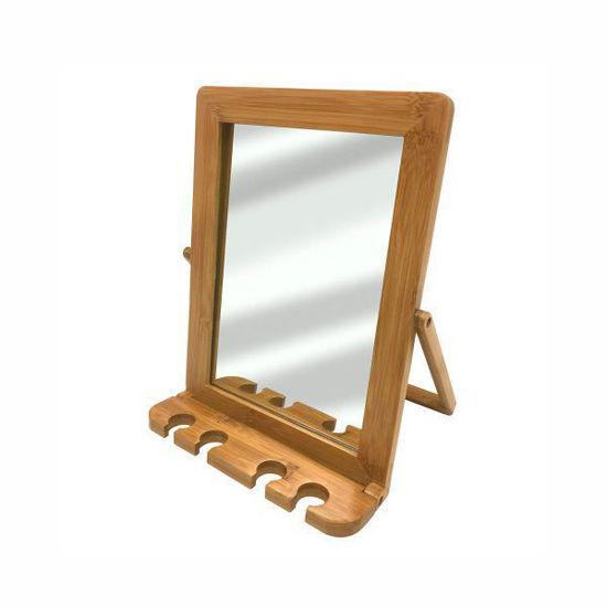Bamboo Shower Mirror