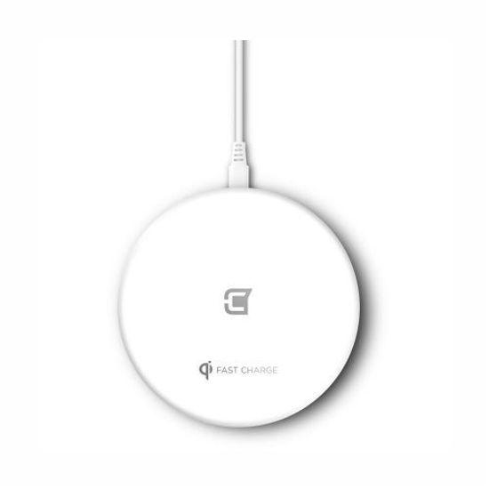 Nitro Ii 10W Qi Wireless Charger - White