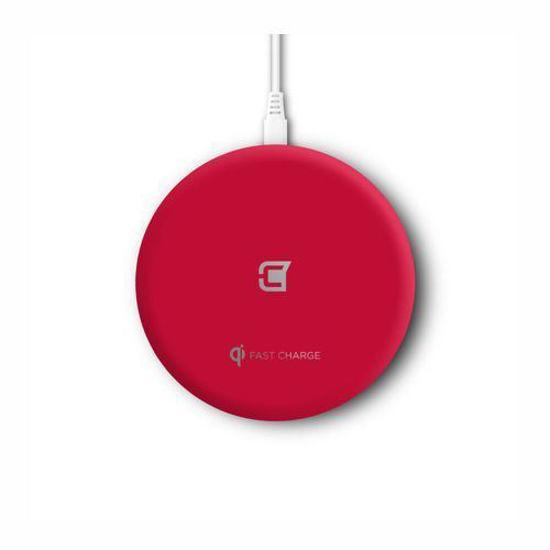 Nitro Ii 10W Qi Wireless Charging Pad - Red