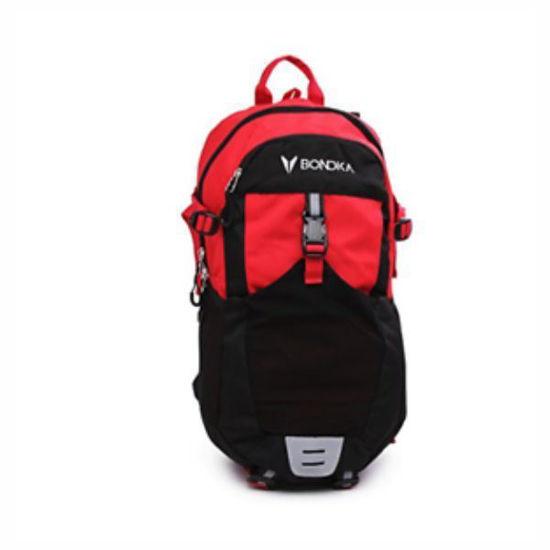 Bondka Rubik 19L Backpack, Red/Black