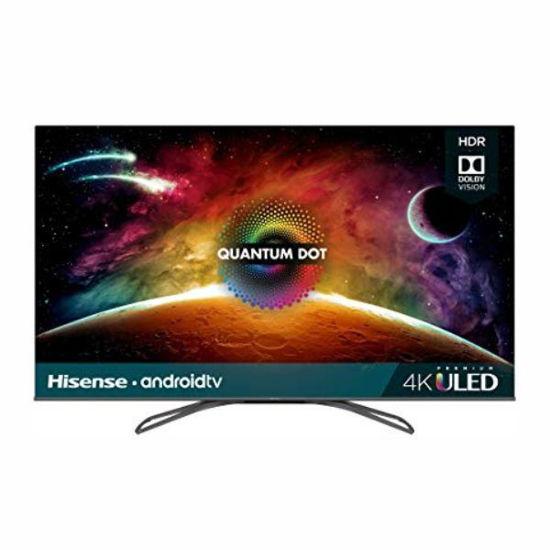 "Hisense Quantum Dot 65H9f 65"" 4K Uled Hdr Smart Android Tv"