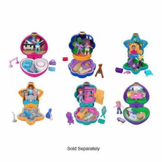 Polly Pocket Tiny World Playset-Assorted