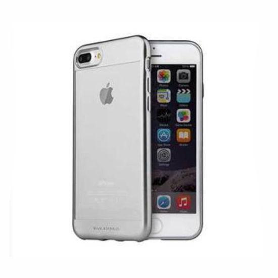 Viva Madrid-Metalico Flex-Iphone 7/8 Plus-Silver