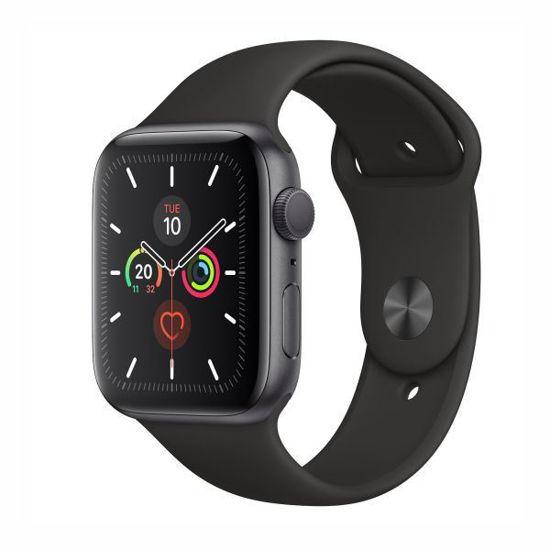 Apple Watch 5 (Gps) 44Mm Space Grey W/Black Sport Band