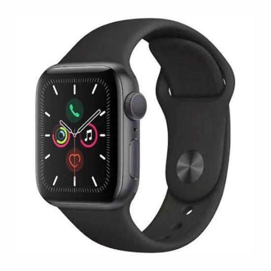 Apple Watch 5 (Gps) 40Mm Space Grey W/Black Sport Band