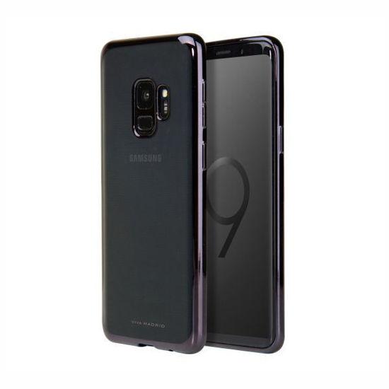 Viva Madrid-Metalico Flex-Galaxy S9+ Black