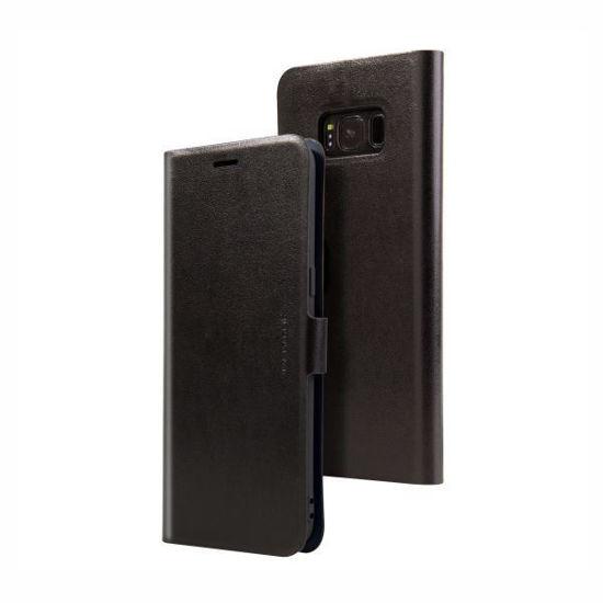 Viva Madrid Finura Folio Case F/Galaxy S8+, Blk