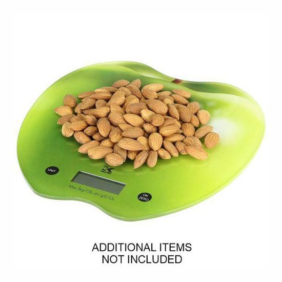 Kalorik Digital Kitchen Scale - Apple