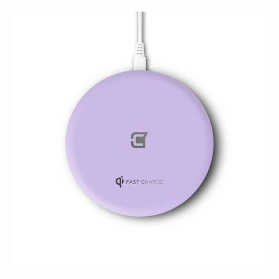 Nitro Ii 10W Qi Wireless Charging Pad - Purple