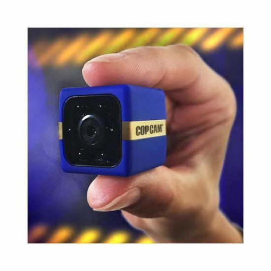 As Seen On Tv Cop Cam W/8Gb Micro Sd Card