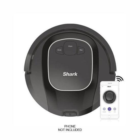 Shark Ion Rv850 Robot Vacuum R85 W/Wifi