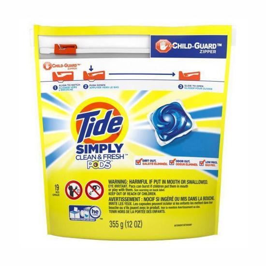 Tide Clean & Fresh Detergent-Daybreak Fresh 19Ct