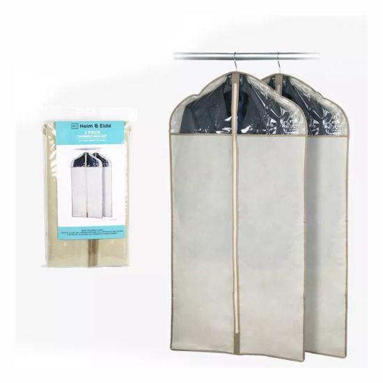 Heim & Elda Garment Bag Set-2Pc