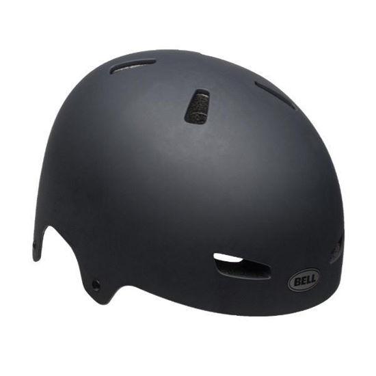 Youth Bike Helmet -- Ollie Black