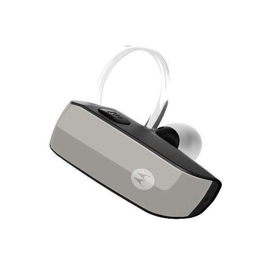 Motorola Mono Bluetooth Headset-Siri/Google Asst
