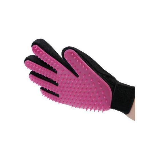 Pet Deshedding Silicone Glove - Assorted