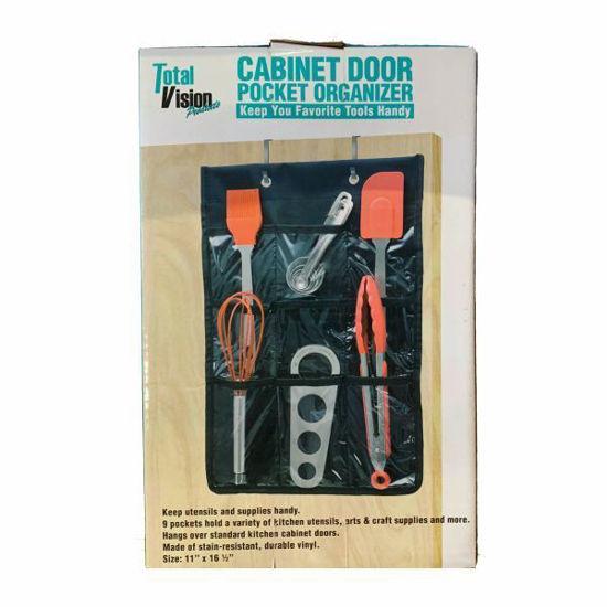 """Kitchen Cabinet Door Organizer - 11"""" X 16 1/2"""""""