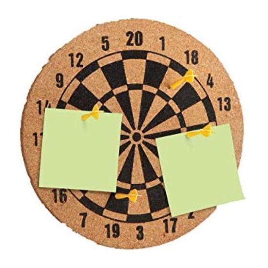 Mini Dartboard Memo Board