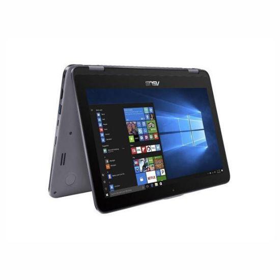"Asus Vivobook Flip 12 N4200 1.1+ Qc 4Gb/128Gb/11.6""/Bt/W10h"