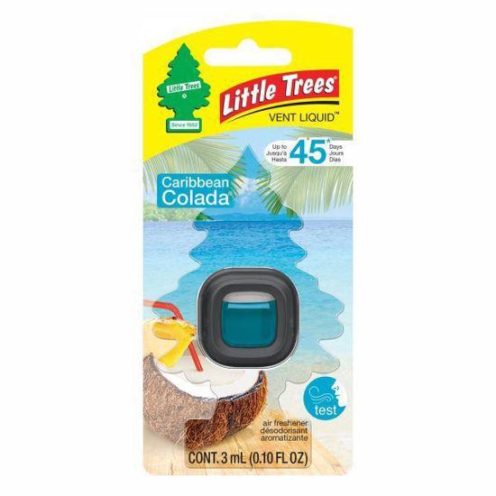 Little Trees Vent Liquid - Caribean Colada 3Ml